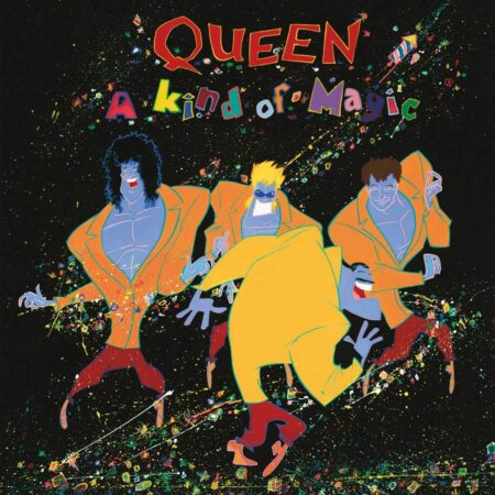 Vinile A Kind of Magic Album Queen