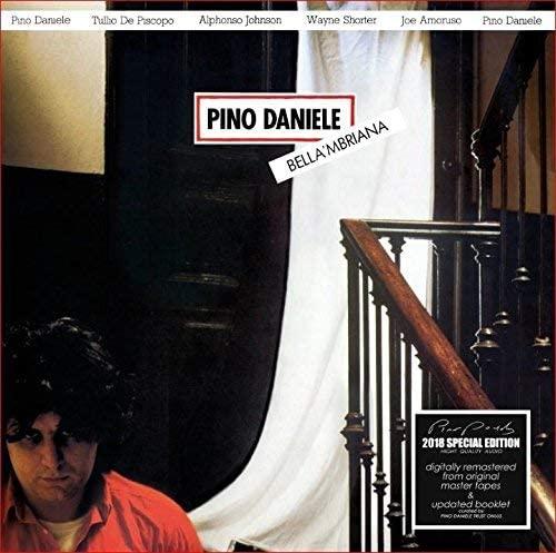 Vinile Bella Mbriana Copertina Album Pino Daniele