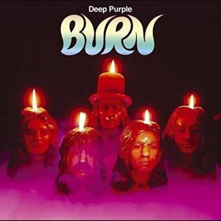 Vinile Burn Album Deep Purple