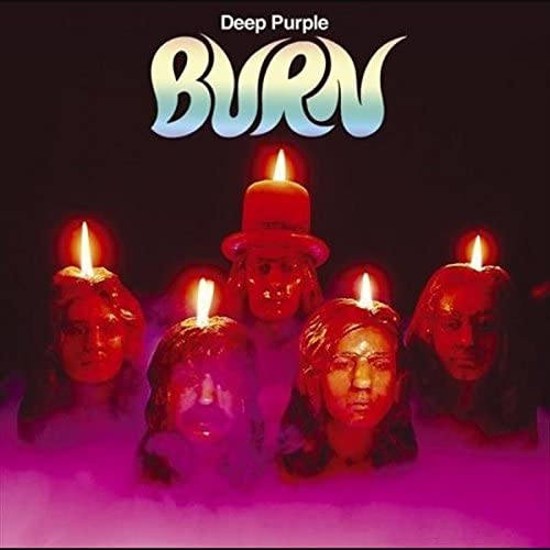 Vinile Burn Album Deep Purple