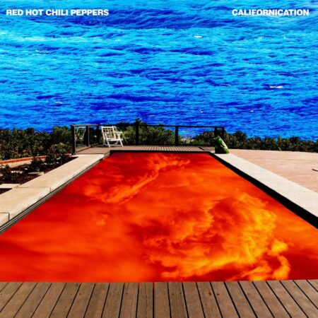 Vinile Californication Cover Album Red Hot Chili Peppers