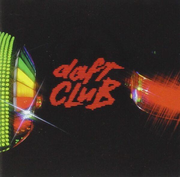 vinile daft club album daft punk