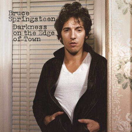 Album Darkness on the edge of town - Vinile Bruce Springsteen