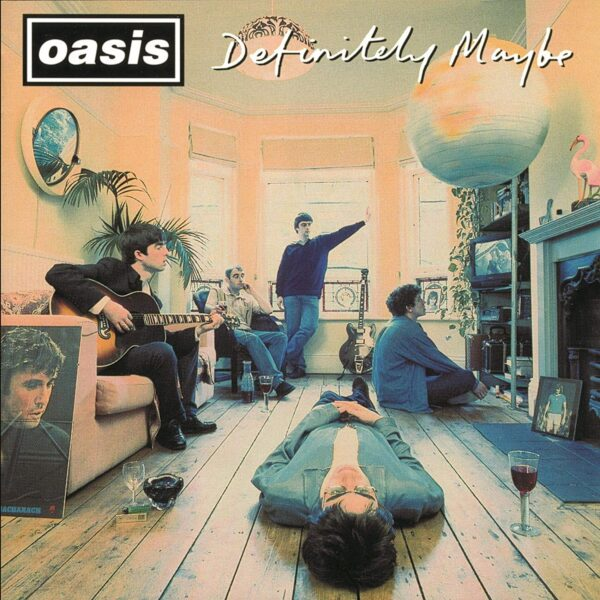 Vinile Definitely Maybe Album Oasis