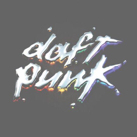 Vinile Discovery Daft Punk Album copertina