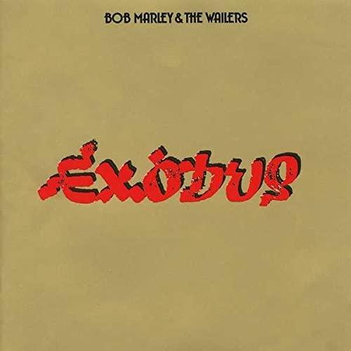 vinile exodus copertina album bob marley