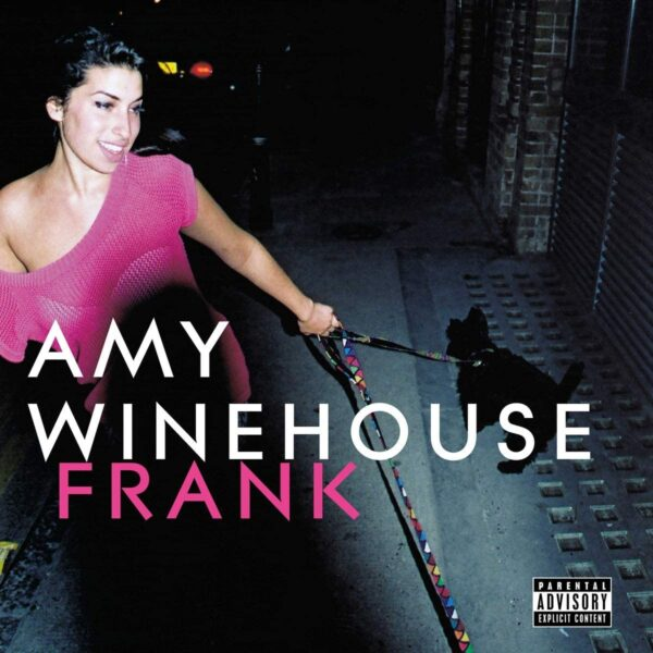 Vinile Frank Copertina Album Amy Winehouse