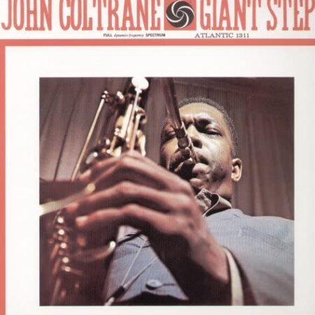 vinile giant steps copertina album john coltrane