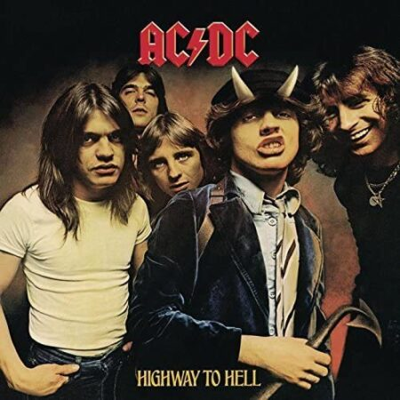 Highway to Hell Vinile AC DC Album