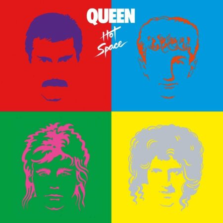 Vinile Hot Space Album Queen