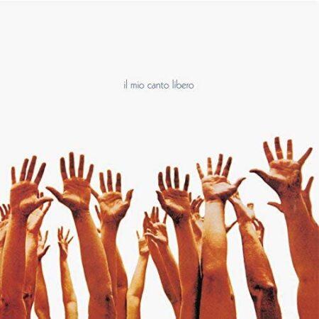 Copertina Vinile Il mio canto Libero Album Lucio Battisti