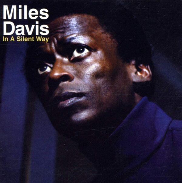 Vinile In a silent way album miles davis