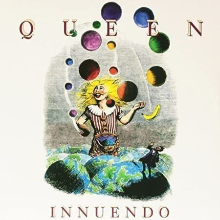 Vinile Innuendo - Album Queen