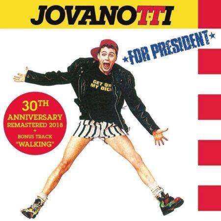Vinile Jovanotti for president Jovanotti album