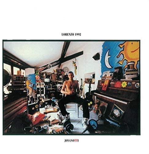 Lorenzo 1992 album Vinile Jovanotti
