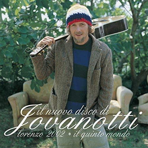 Vinile Jovanotti Lorenzo 2002 Il Quinto Mondo Album