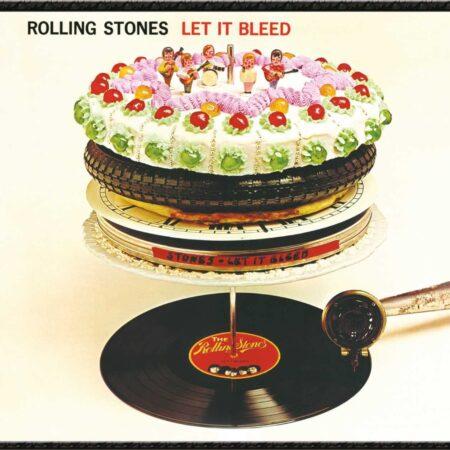 Vinile Let it Bleed Album Rolling Stones