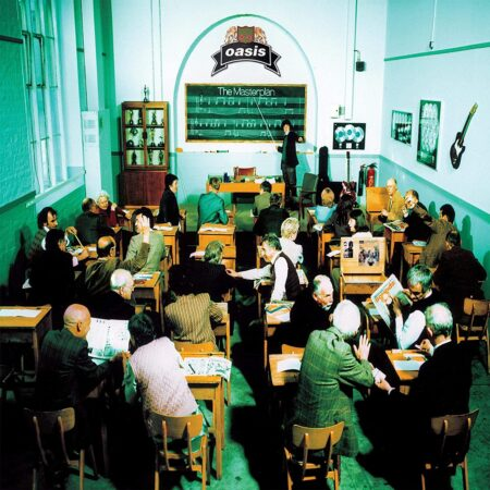 Vinile Masterplan Copertina Album Oasis