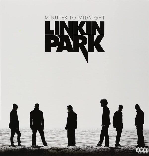 Vinile Minutes to Midnight Copertina Album Linkin Park