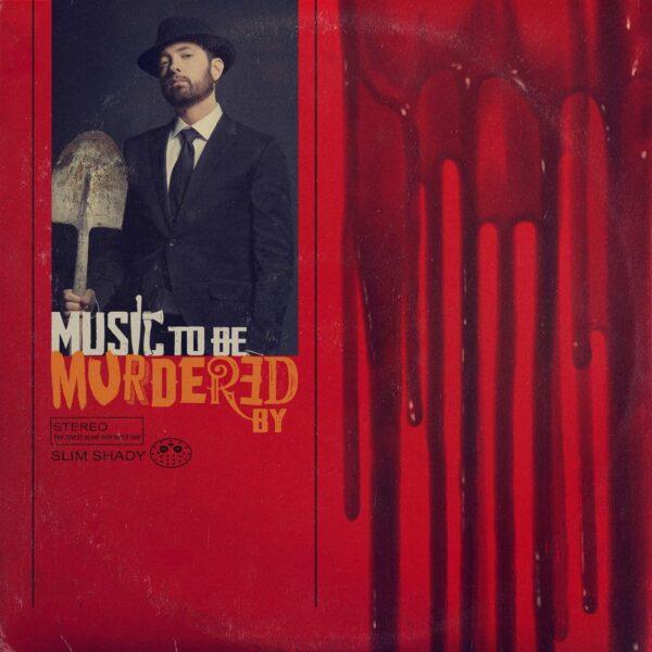 Vinile Music to be murdered by album eminem copertina