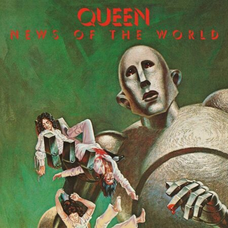 Vinile News of the World- Queen Album