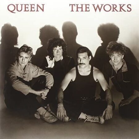 Album The Works Vinile Queen