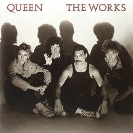 Album The Works Vinile Queen
