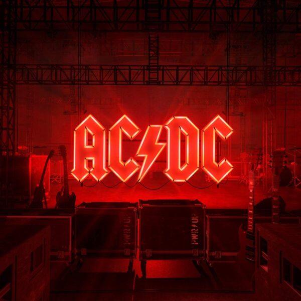 Vinile Power Up Rosso Trasparente Nuovo album AC/DC|
