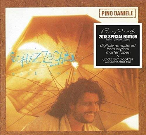 Vinile Schizzechea with Love Pino Daniele Album
