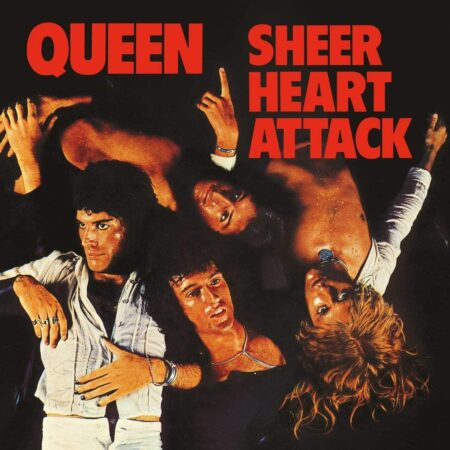 Vinile Sheer Heart Attack Album Queen
