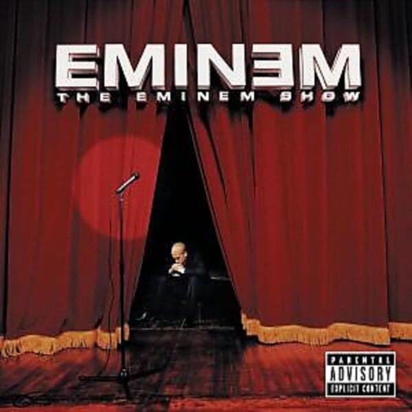 Vinile The Eminem Show Album Eminem Copertina