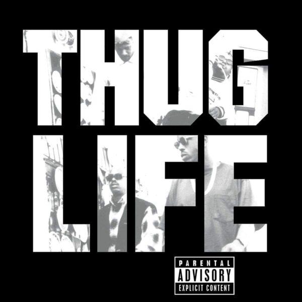 vinile thug life album tupac shakur