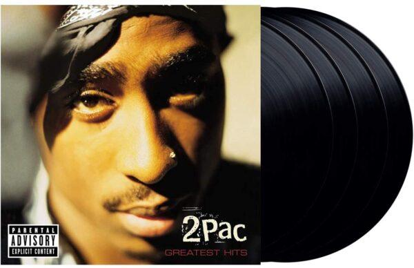 Vinile Greatest Hits Album Tupac Shakur