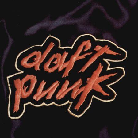 Vinile Homework Copertina Album Daft Punk