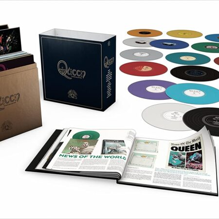 Box Edizione Limitata The Studio Collection Album Queen