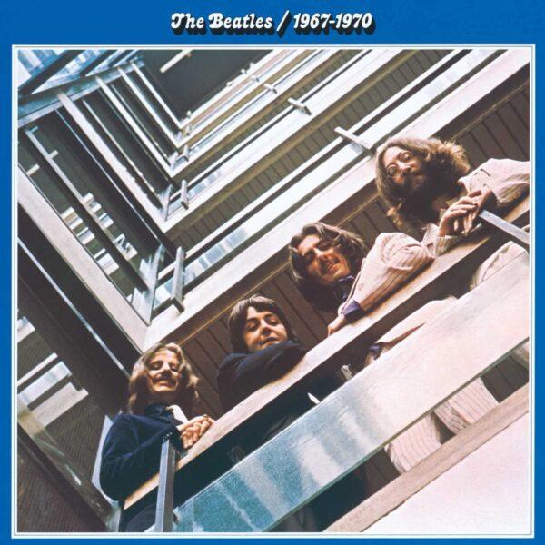 Vinile Blue Album Raccolta 1967-1970 Album The Beatles