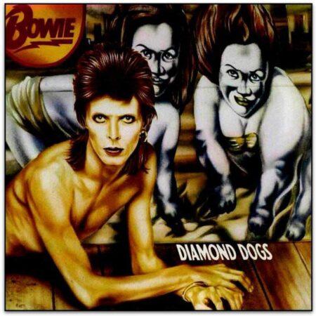 Vinile Diamond Dogs David Bowie Album