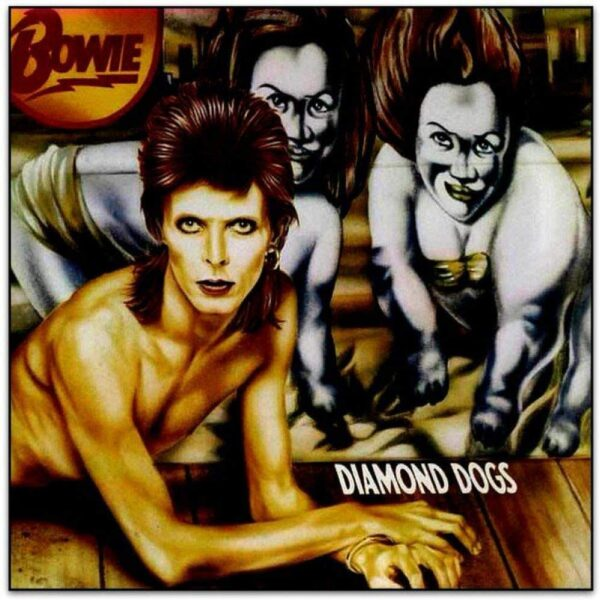 Vinile Diamond Dogs David Bowie Album