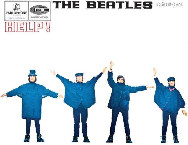Vinile Help Beatles Album