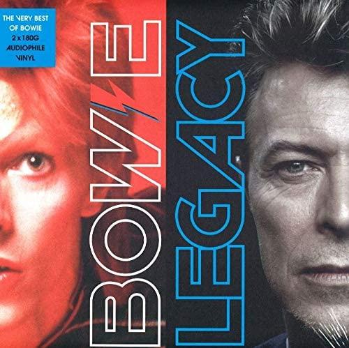 vinile legacy album david bowie