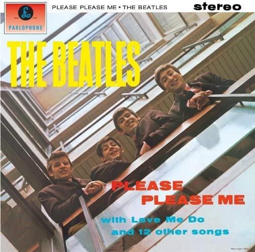Vinile Please Please Me Beatles Album