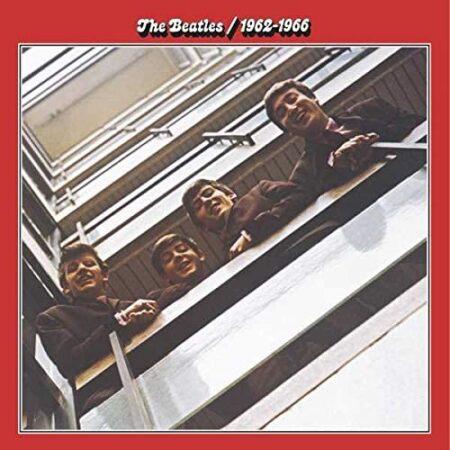 Vinile Red Album Raccolta The Beatles 1962 1966