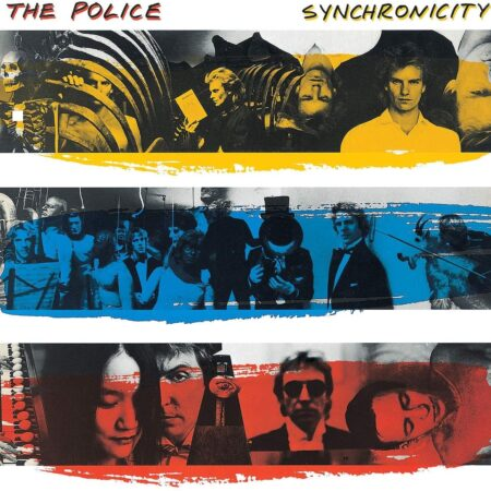 Vinile Synchronicity Police Album