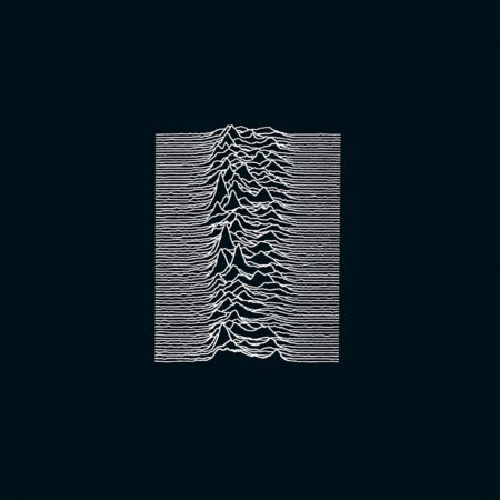 Vinile Unknown Pleasure Album Joy Division