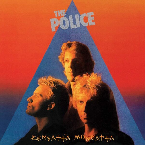 Vinile Zenyatta Mondatta Police Album